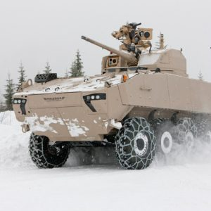 General Dynamics European Land Systems Awarded $1 Billion Contract to Deliver PIRANHA 5 Wheeled Armored Vehicles to Romanian Army